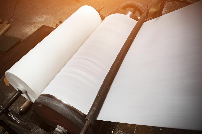 Papier und Zellstoff